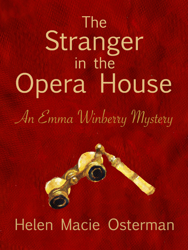 Cover of The Stranger in the Opera House