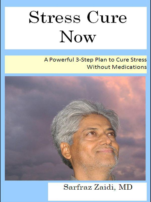 Cover of Stress Cure Now