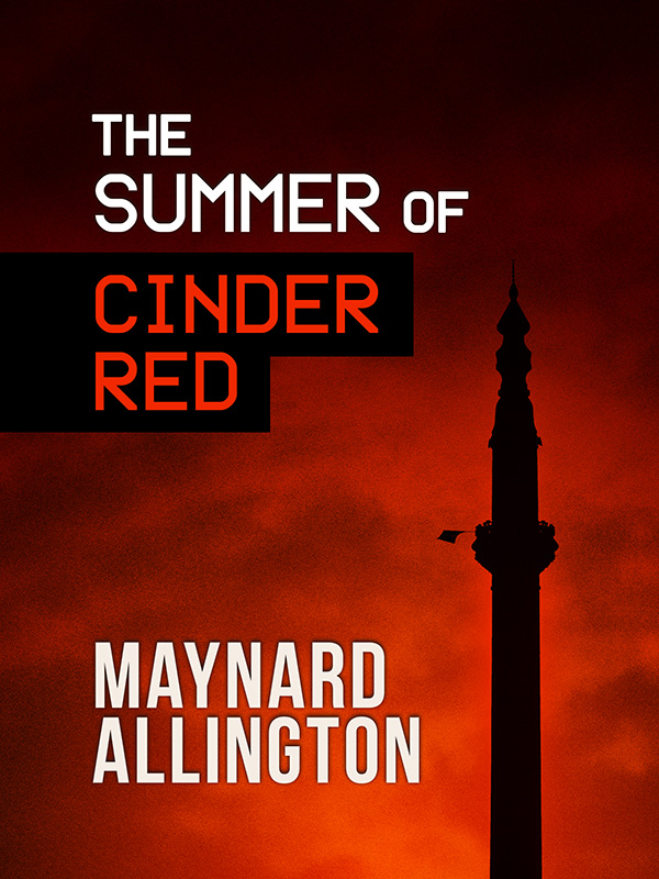 Cover of The Summer of Cinder Red