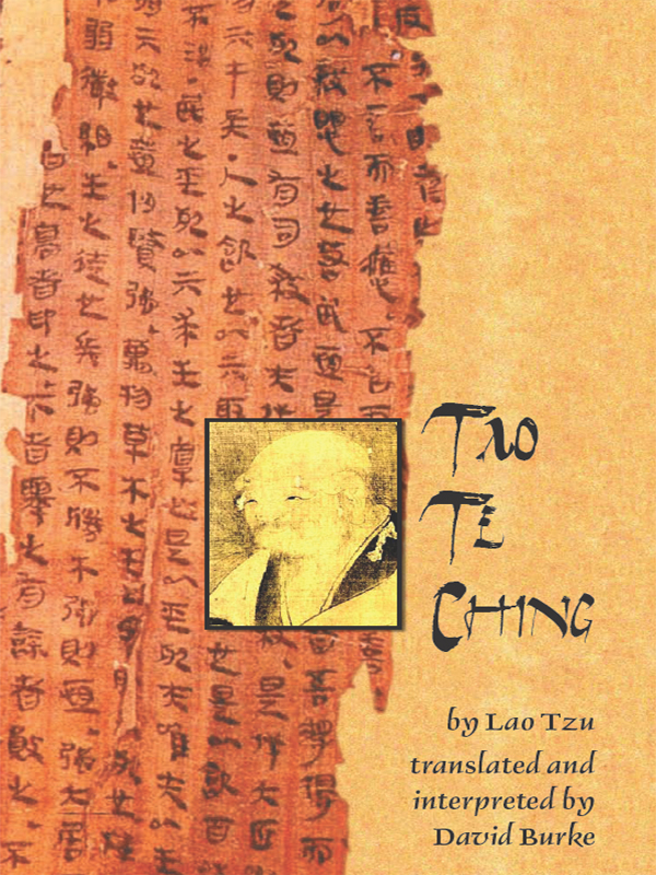 Cover of Tao Te Ching by Lao Tzu