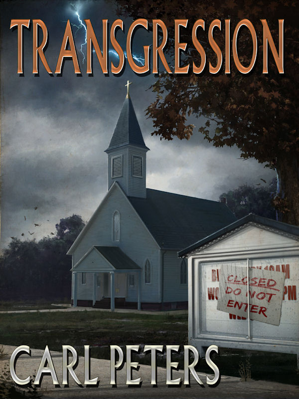Cover of Transgression