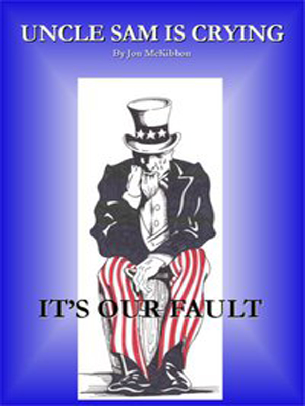 Cover of Uncle Sam is Crying