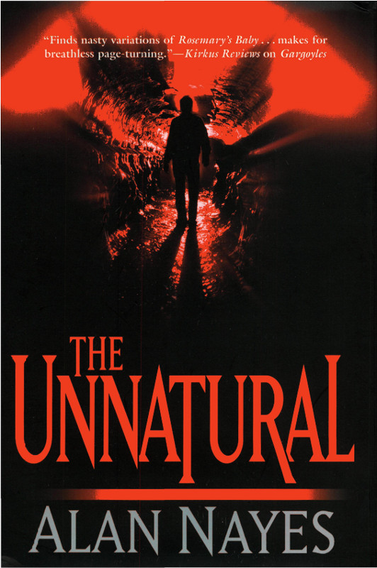 Cover of The Unnatural