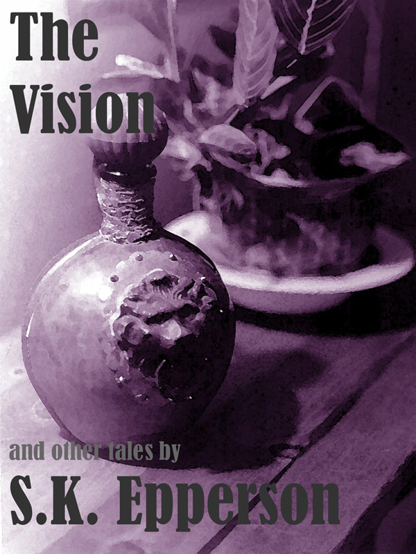 Cover of The Vision and Other Tales
