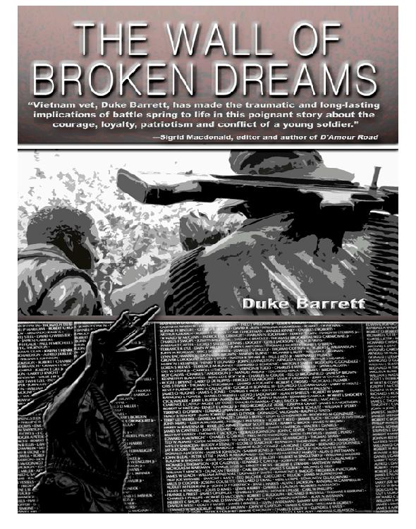 Cover of The Wall Of Broken Dreams