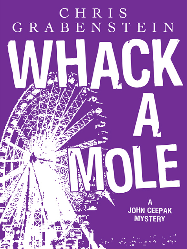 Cover of Whack A Mole