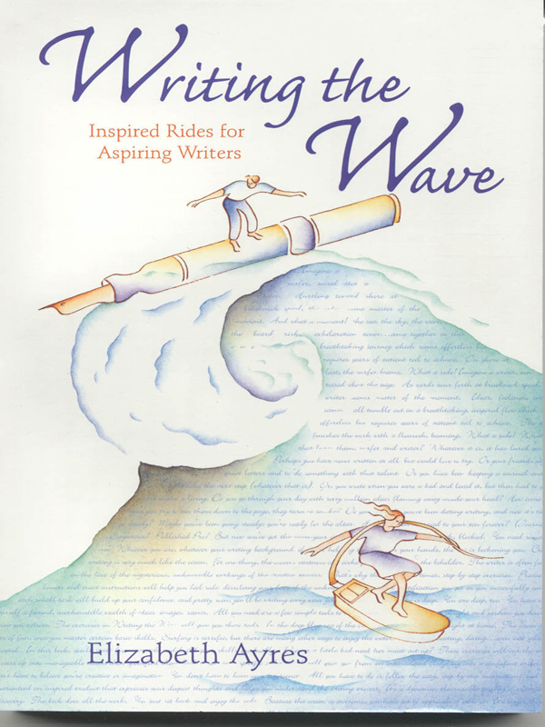 Cover of Writing the Wave: Inspired Rides for Aspiring Writers
