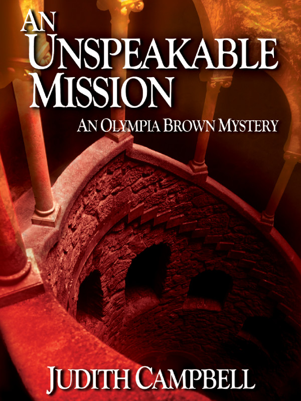Cover of An Unspeakable Mission