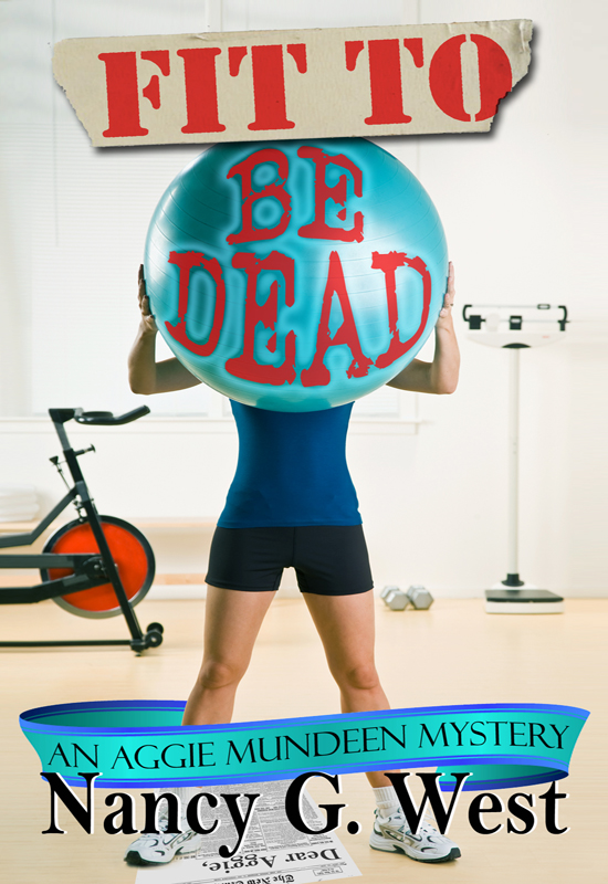 Cover of Fit to Be Dead
