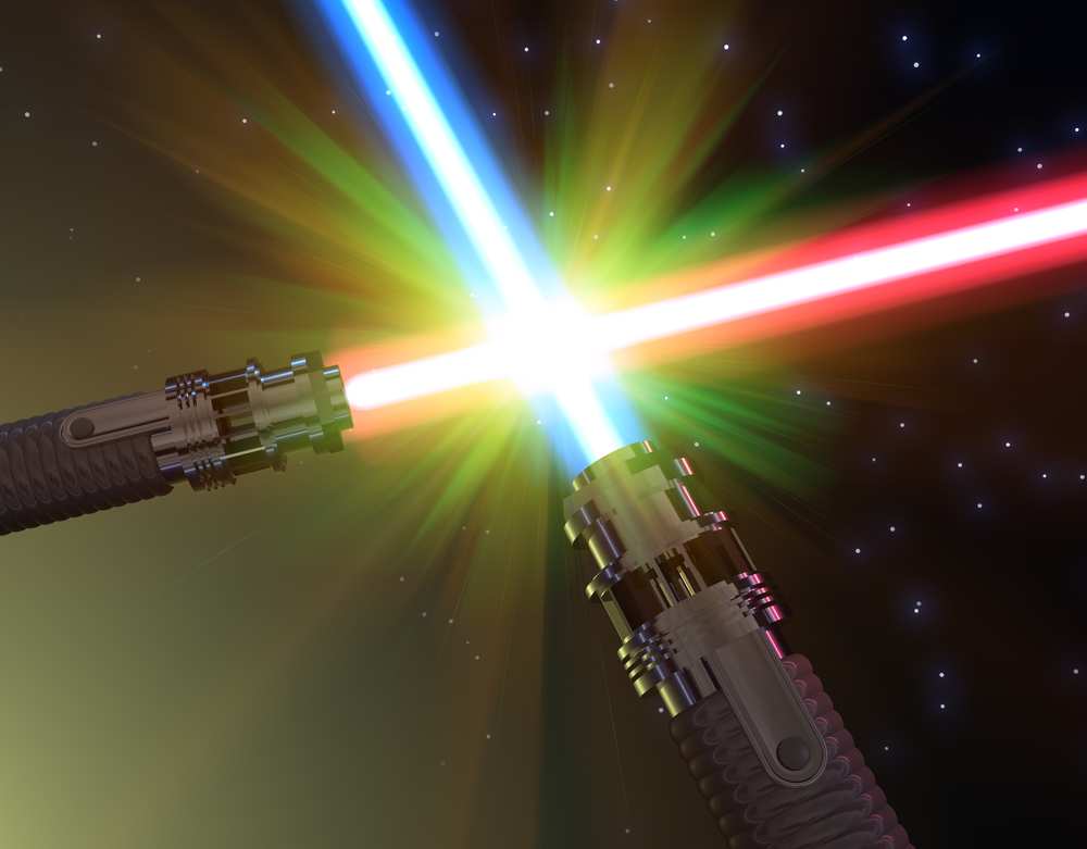 Feel a Disturbance in the Force?  Let's Discuss Your Copyrights.