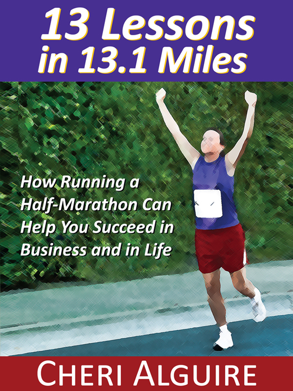 Cover of 13 Lessons in 13.1 Miles
