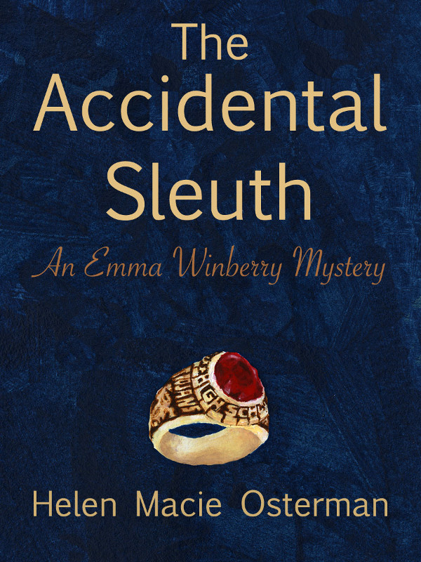 Cover of The Accidental Sleuth