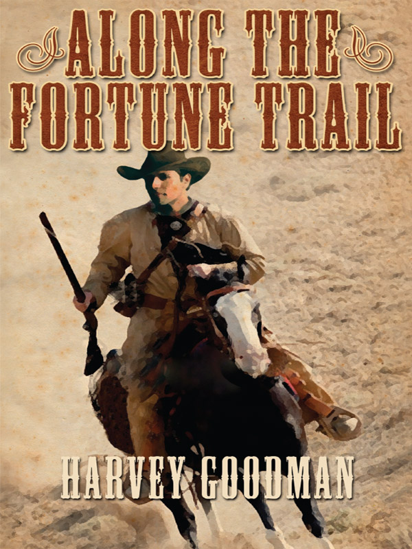 Cover of Along the Fortune Trail