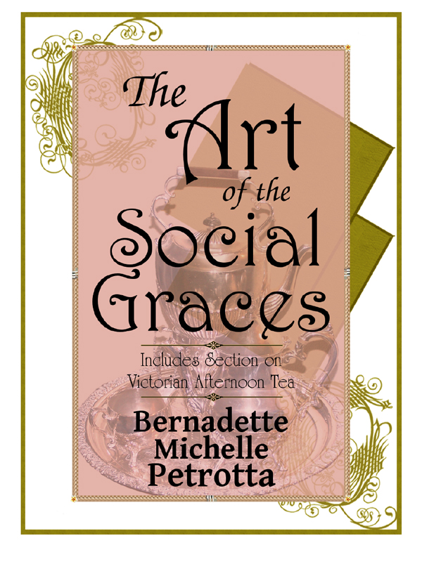Cover of The Art of the Social Graces