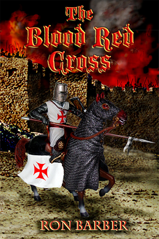 Cover of The Blood Red Cross