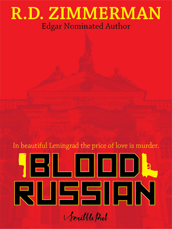 Cover of Blood Russian