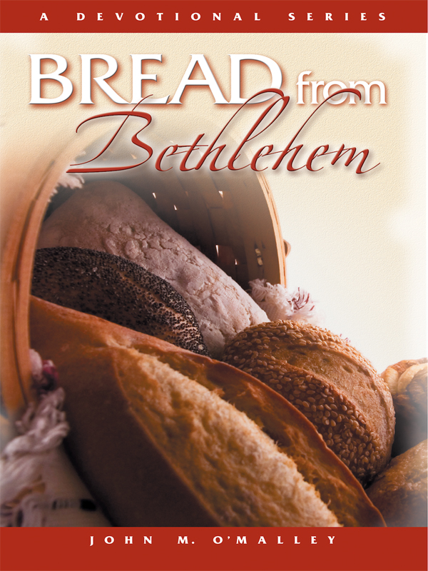 Cover of Bread From Bethlehem