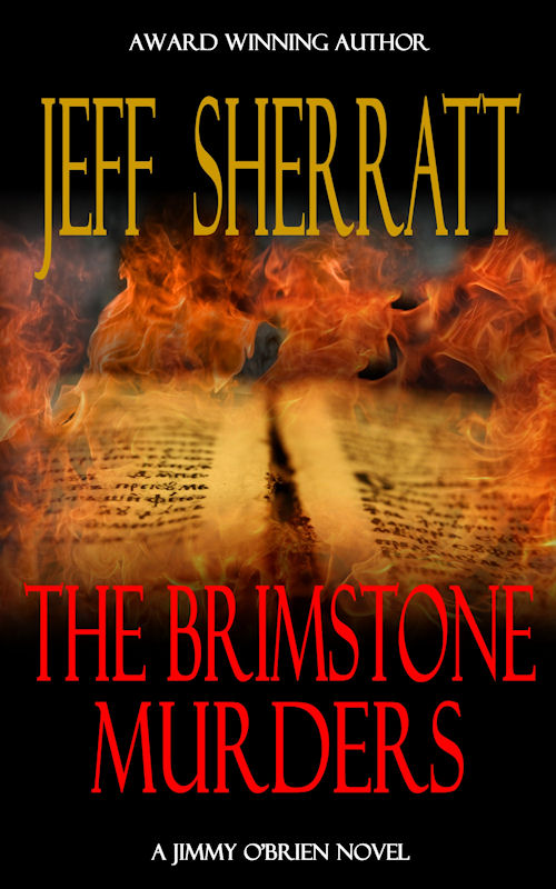 Cover of The Brimstone Murders