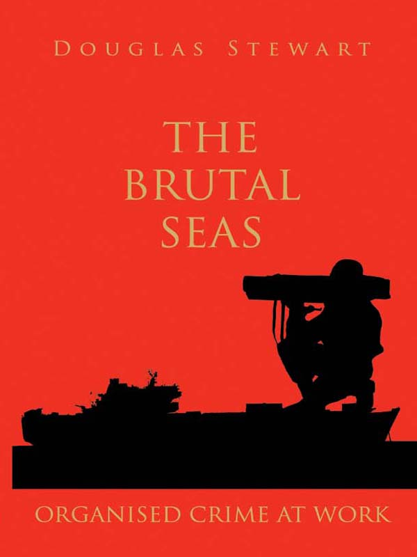 Cover of The Brutal Seas