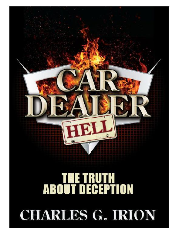 Cover of Car Dealer Hell