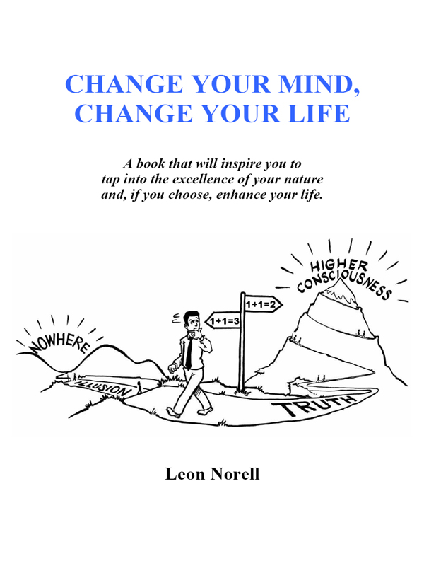 Cover of Change Your Mind, Change Your Life