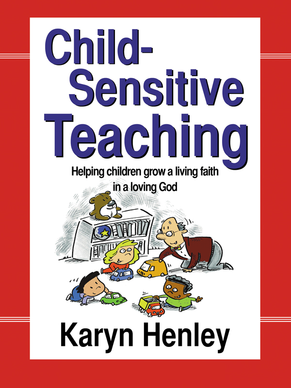 Cover of Child-Sensitive Teaching