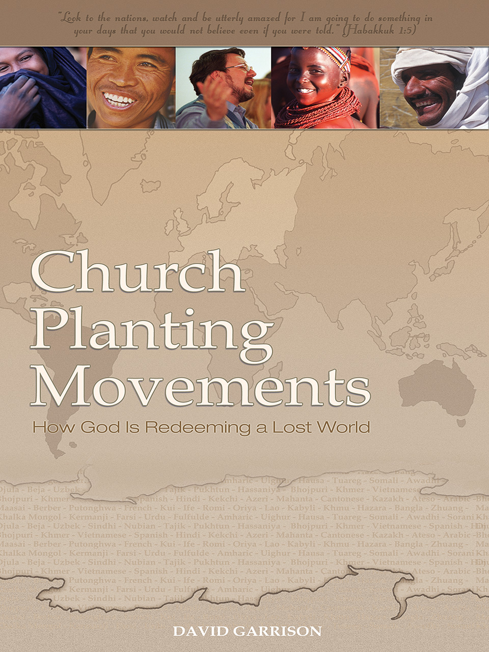 Cover of Church Planting Movements