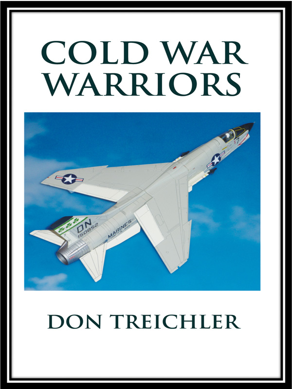 Cover of Cold War Warriors