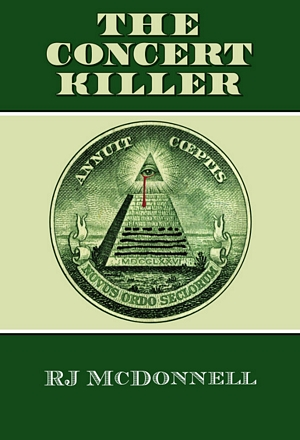 Cover of The Concert Killer