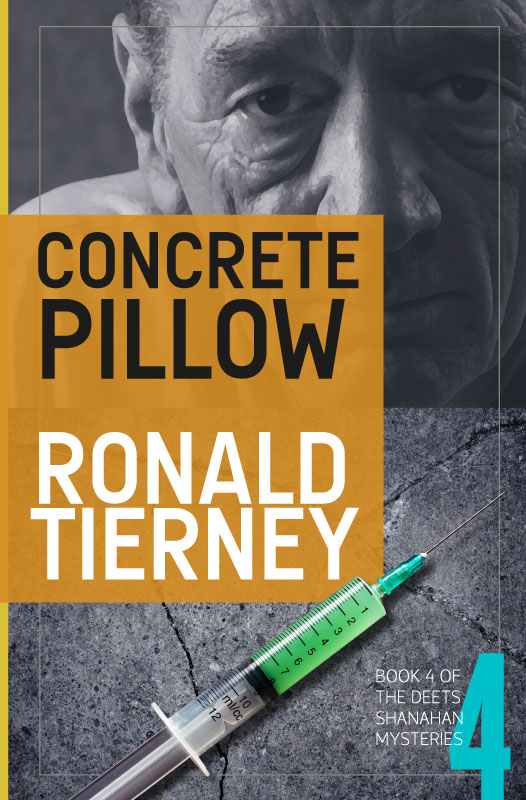 Cover of Concrete Pillow