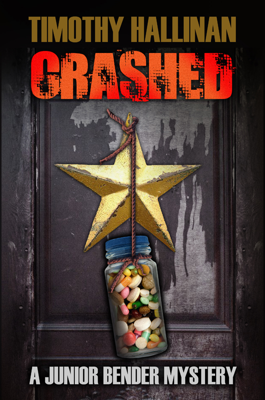 Cover of Crashed