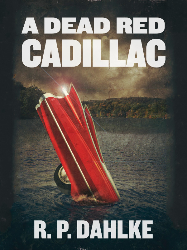 Cover of A Dead Red Cadillac