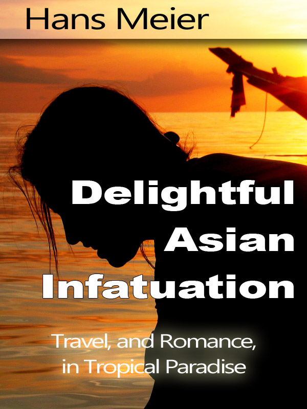 Cover of Delightful Asian Infatuation