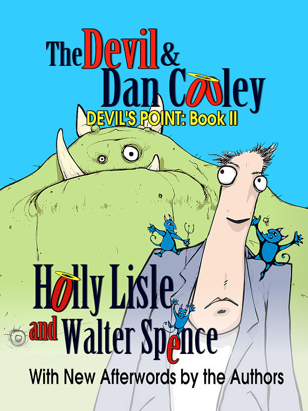 Cover of The Devil & Dan Cooley