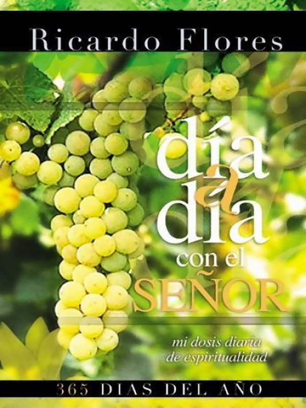 Cover of Dia a Dia con el Senor