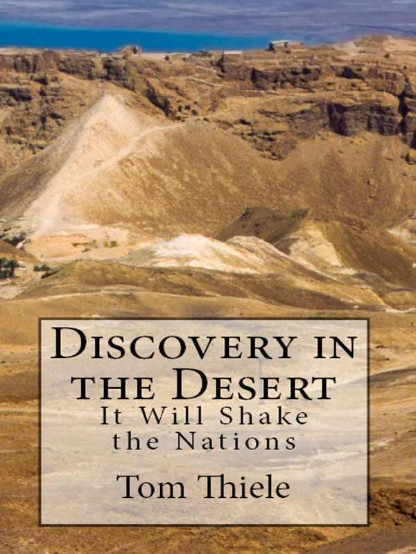 Cover of Discovery in the Desert