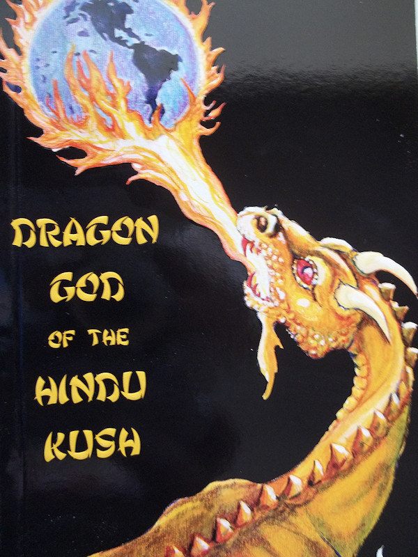 Cover of Dragon God of the Hindu Kush