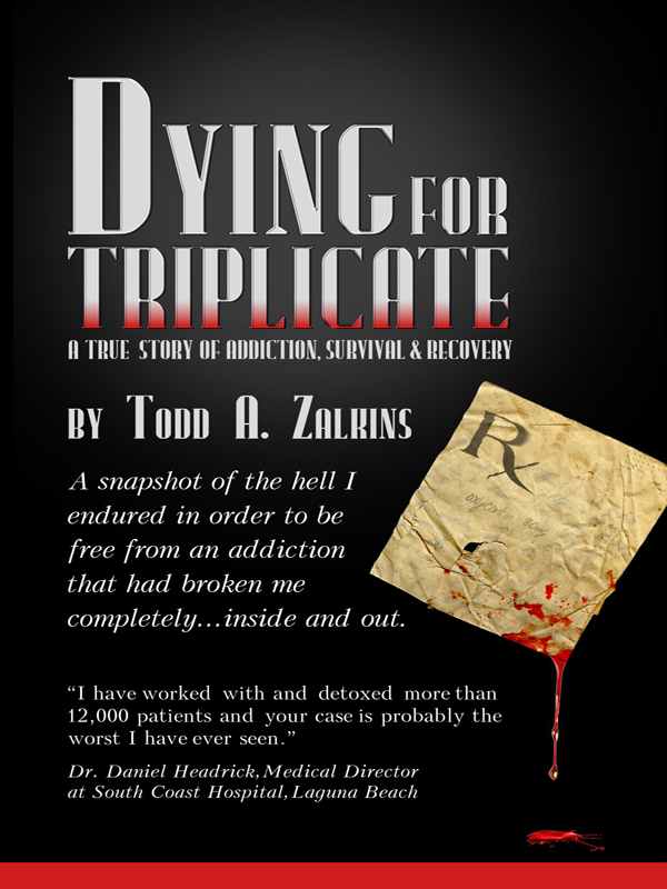 Cover of Dying for Triplicate