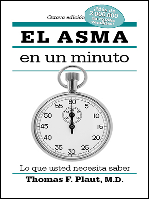 Cover of El asma en un minuto
