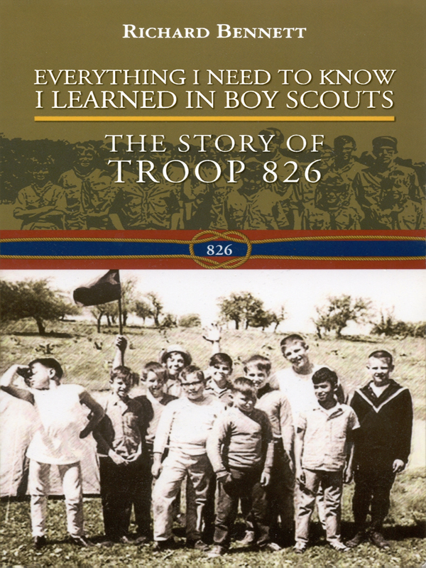 Cover of Everything I Need to Know I Learned in Boy Scouts