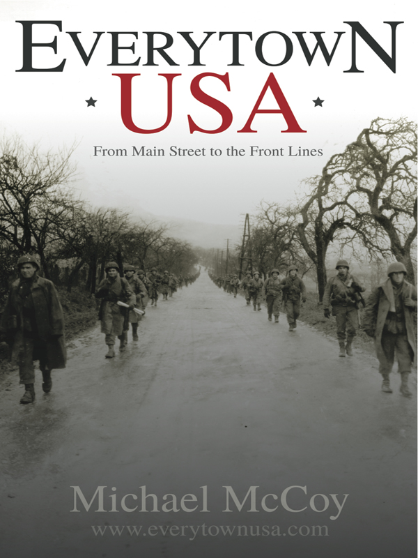 Cover of Everytown USA: From Main Street to the Front Lines