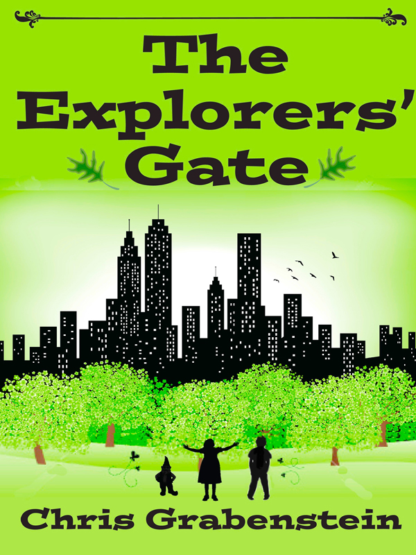 Cover of The Explorers' Gate