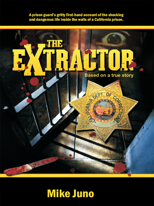 Cover of The Extractor