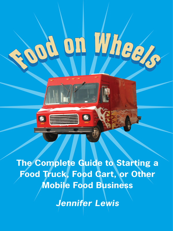 Cover of Food on Wheels