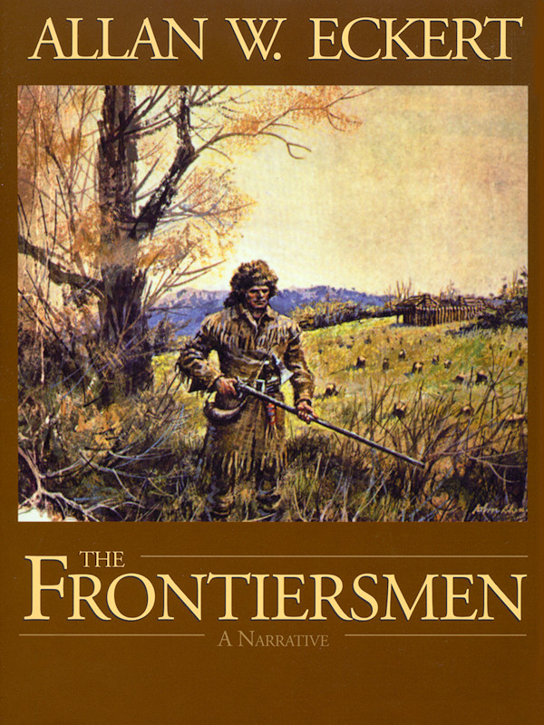 Cover of The Frontiersmen