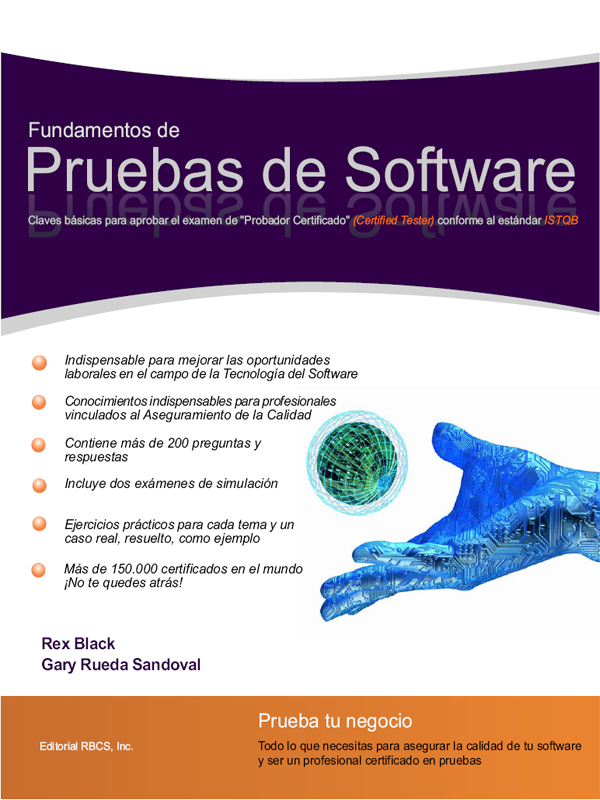 Cover of Fundamentos de Pruebas de Software