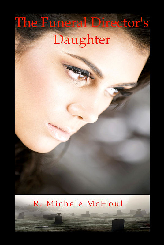 Cover of The Funeral Director's Daughter