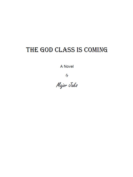 Cover of The God Class Is Coming