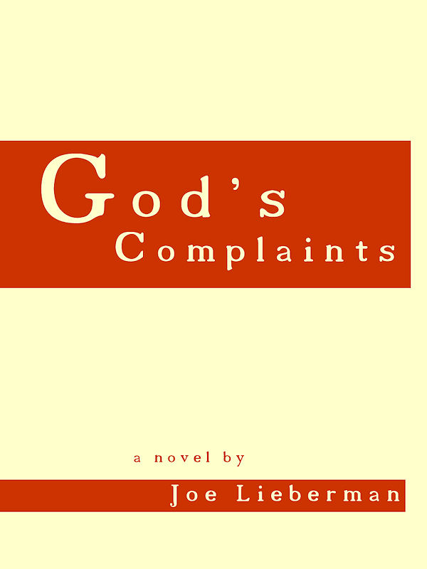 Cover of God's Complaints