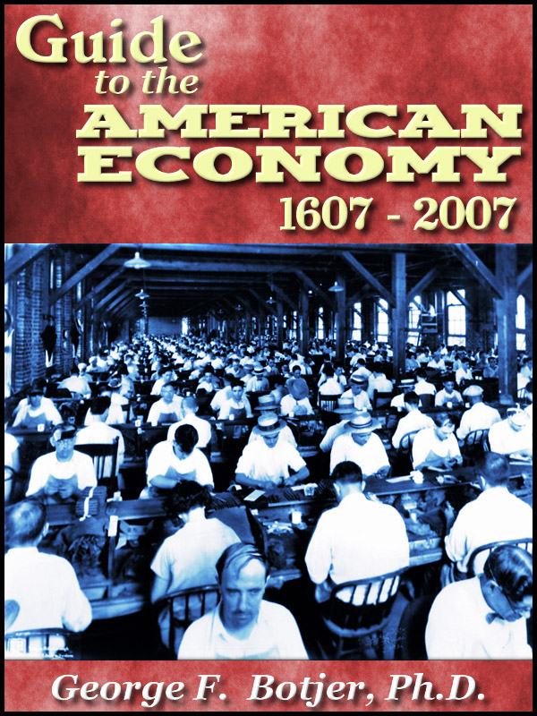 Cover of Guide to the American Economy, 1607-2007